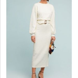 NWOT Dolan Left Coast Jacqueline Belted Dress